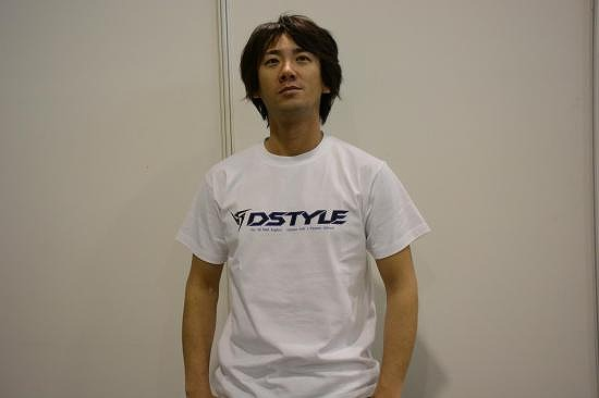 DSTYLE DSTYLE LOGO Tシャツ